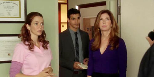 Annie Wersching dans Body of Proof