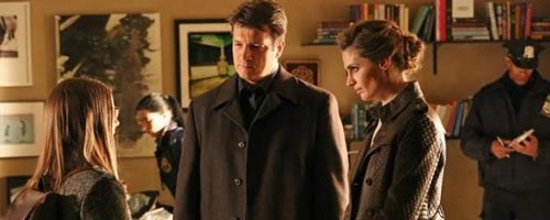 Castle 5x17 - Castle - Scared to Death (5.17)