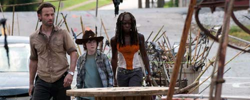 The Walking Dead 3x12 - The Walking Dead - Clear (3.12)