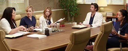 Grey's Anatomy - Transplant Wasteland (9.17)