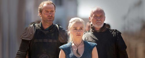 Game of Thrones - Walk of Punishment (3.03)