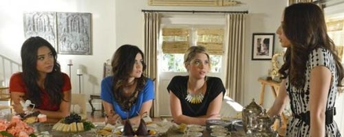 Pretty Little Liars : Spencer est A bout (Saison 3, Partie 2)