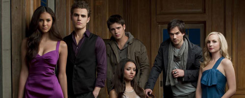 En Images : The Vampire Diaries (Saison 1 à 4)