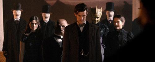Doctor Who - The Name Of The Doctor (7.13 - fin de saison)