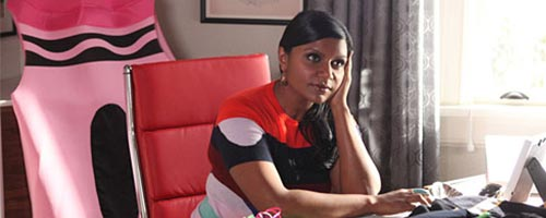 Mindy Kaling dans The Mindy Project