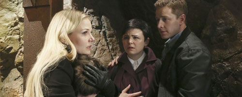 Once Upon a Time - And Straight On 'Til Morning (2.22 - Fin de saison)