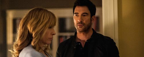 Hostages - Toni Collette et Dylan McDermott