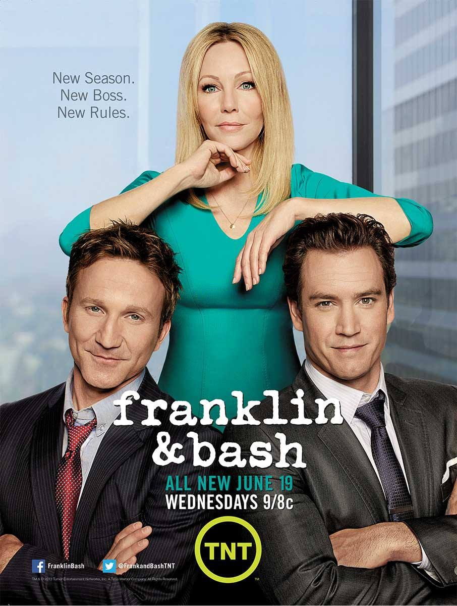 Franklin & Bash - Saison 3