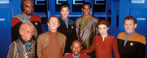 Star Trek : Deep Space Nine (1993–1999)