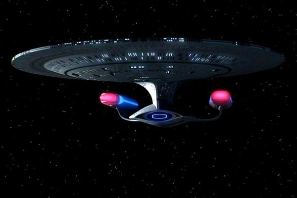 Star Trek - USS Enterprise D