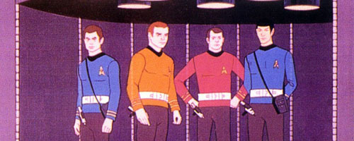 Star Trek : The Animated Series (1973–1974)