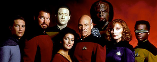 Star Trek : The Next Generation (1987–1994)