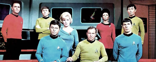Star Trek : The Original Series (1966–1969)