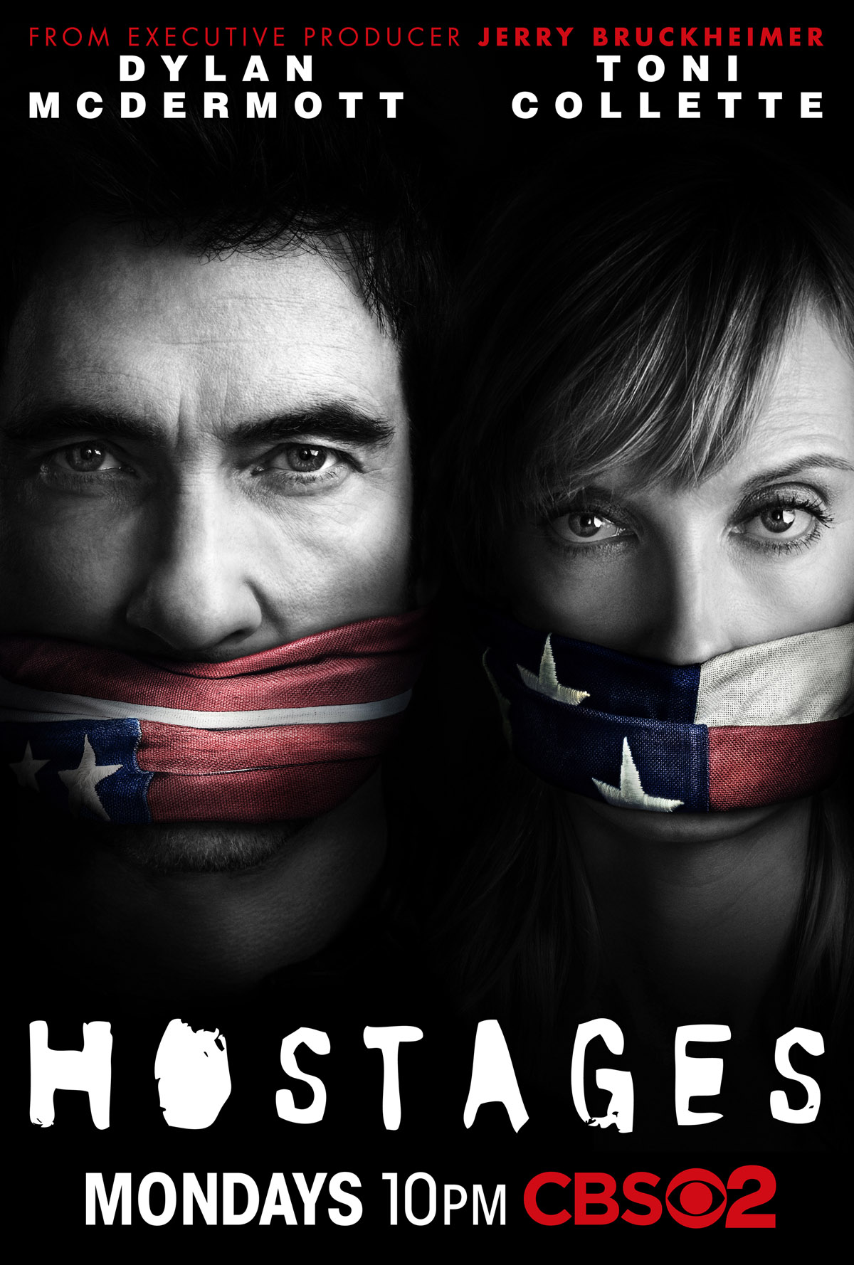 Hostages - Poster