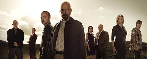 Breaking Bad (saison 5, partie 1)