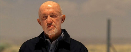 Cult Character : Mike Ehrmantraut (Breaking Bad)