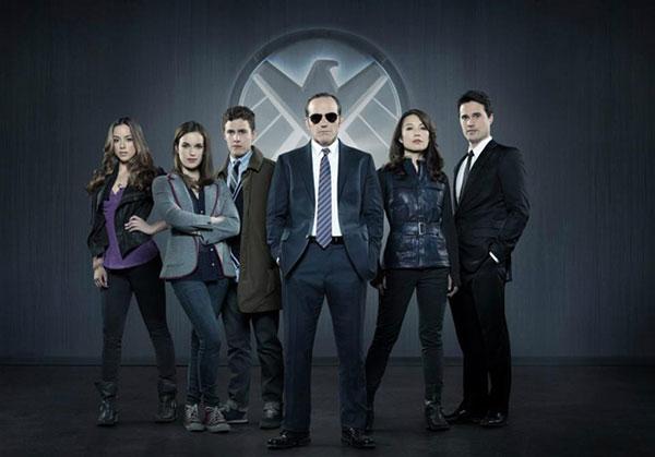 Marvels agent of SHIELD - Les Agents Du S.H.I.E.L.D. débarquent ce soir sur Série Club