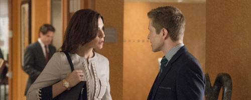 The Good Wife saison 5x01 - The Good Wife - Everything is Ending (5.01)