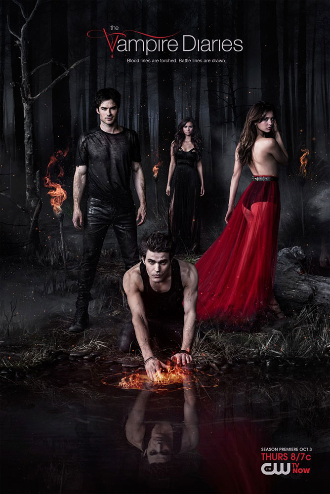 The Vampire Diaries (saison 5)