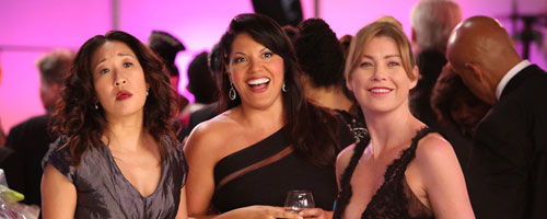 Grey's Anatomy - Puttin' on the Ritz (10.04 – 200e épisode)