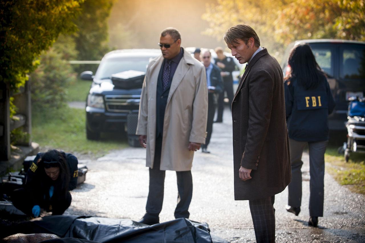 Hannibal 2x01 - Une affiche et une première photo pour la saison 2 d'Hannibal