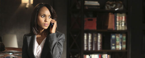 Scandal saison 3x02 - Scandal – It's Handled / Guess Who's Coming to Dinner (3.01 & 3.02)