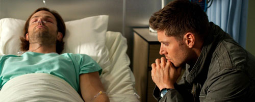 Supernatural saison 9x01 - Supernatural - I Think I'm Gonna Like It Here (9.01)