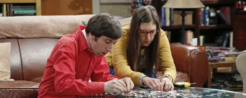 The Big Bang Theory – The Scavenger Vortex (7.03)