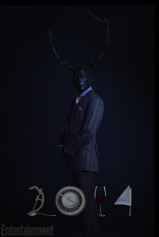 hannibal season 2 poster - Une affiche et une première photo pour la saison 2 d'Hannibal