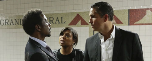 Person of Interest 3x09 - Person of Interest - The Crossing (3.09)
