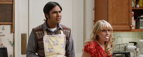 TBBT 709 - The Big Bang Theory – The Thanksgiving Decoupling (7.09)