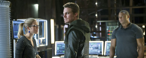 Arrow - Three Ghosts (2.09)