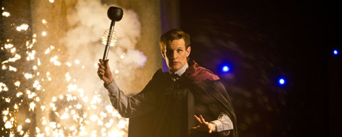 Doctor Who Christmas 2013 - Doctor Who - The Time Of The Doctor (Christmas Special)