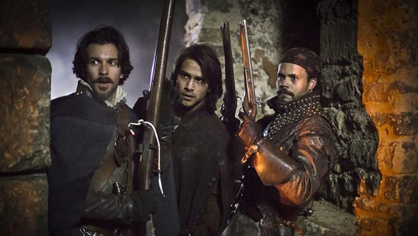 The Musketeers : Friends and Enemies (1.01)