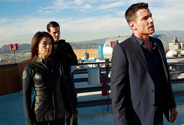 agents of shield 1x11 - Agents of S.H.I.E.LD. - The Magical Place (1.11)