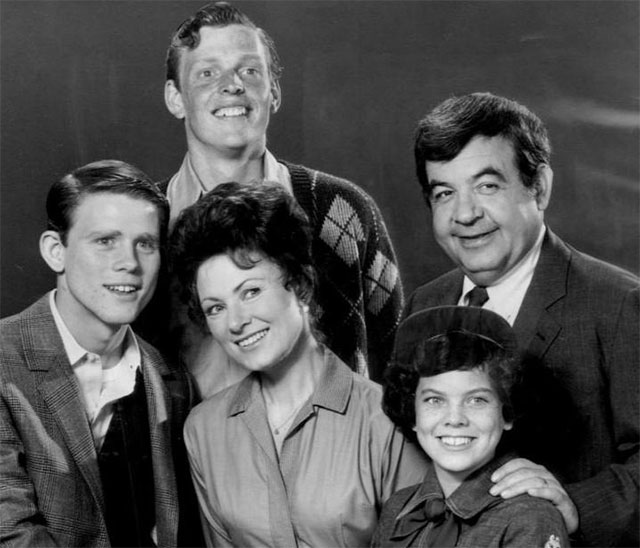 La famille Cunningham (Happy Days)