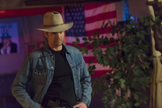 justified saison 4 - Justified : Drew Goddamn Thompson (saison 4)