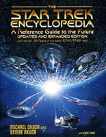 Star trek encyclopedia - The Star Trek Encyclopedia : Un guide vers l'ultime frontière