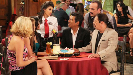 saint george 1x01 - Saint George : The New Lopez Show (Pilote)