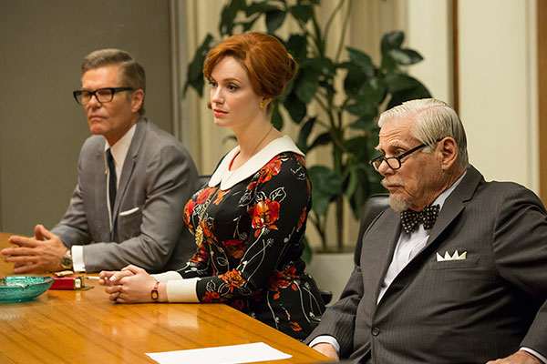 Mad Men - Field Trip (7.03)