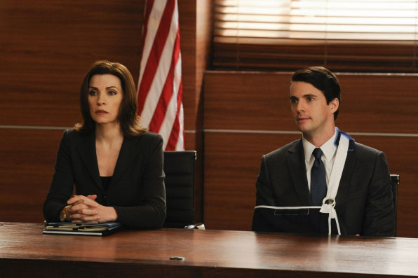 The Good Wife - All Tapped Out (5.18)