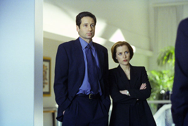 The X Files Saison 7 - The X-Files : Baisse de régime (saison 7)