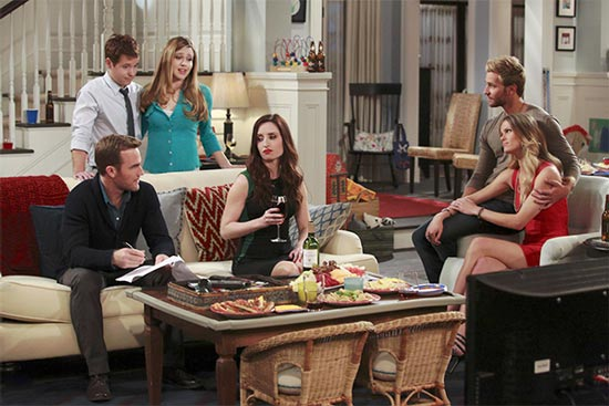 friends with better lives saion 1x01 - Friends With Better Lives : des amis insatisfaits (1.01)