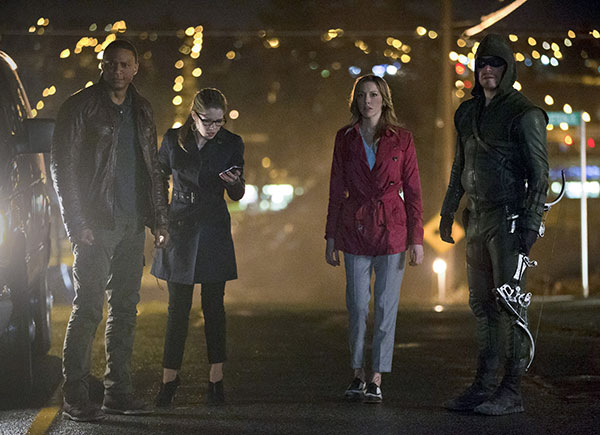 Arrow : I have failed this city (Streets of Fire - 2.22)
