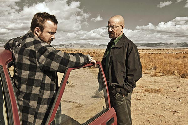 Breaking Bad - Saison 5 Partie 2