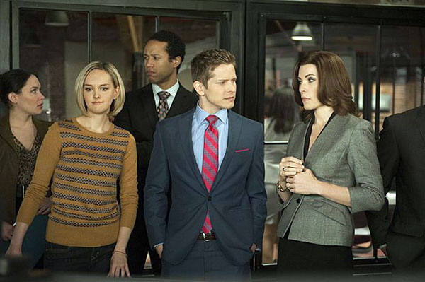 The Good Wife - A Weird Year (5.22 - Fin de saison)