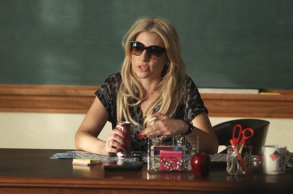 Bad Teacher - CBS diffusera la fin de Bad Teacher dès le début juillet