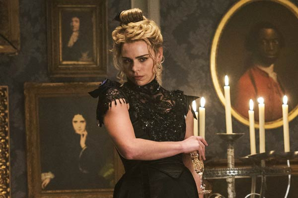 Billie Piper dans Penny Dreadful saison 3