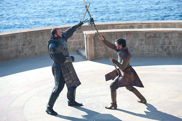 Game of Thrones : The Mountain and the Viper (4.08)