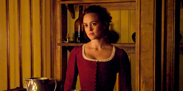 Heather Lind dans Turn